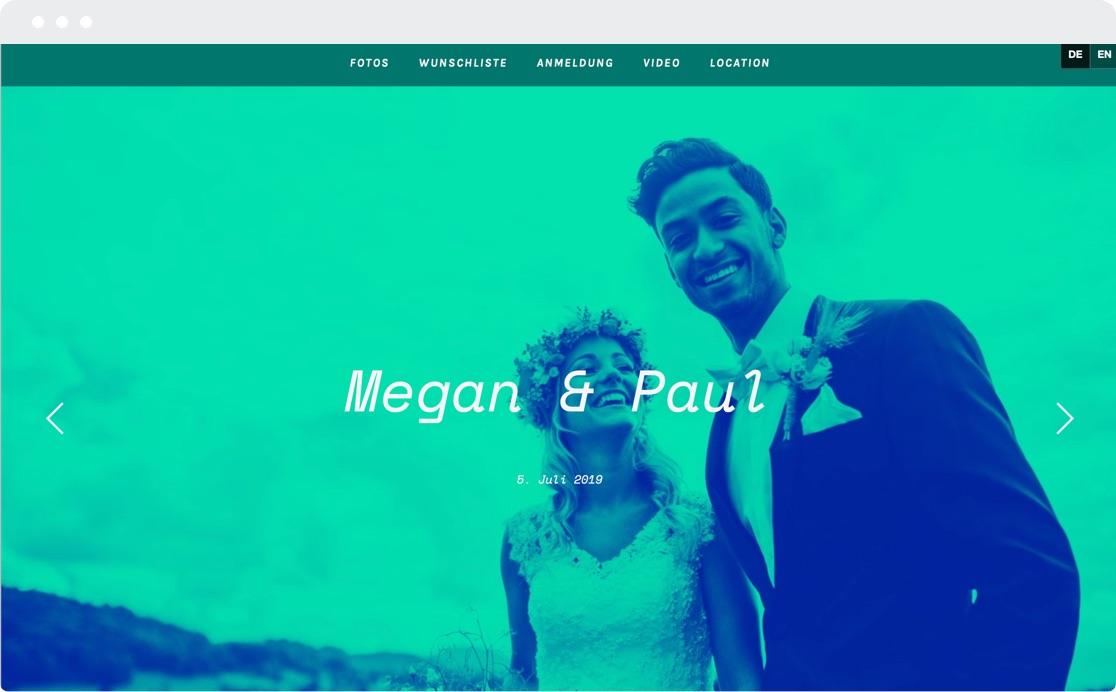 Megan & Paul